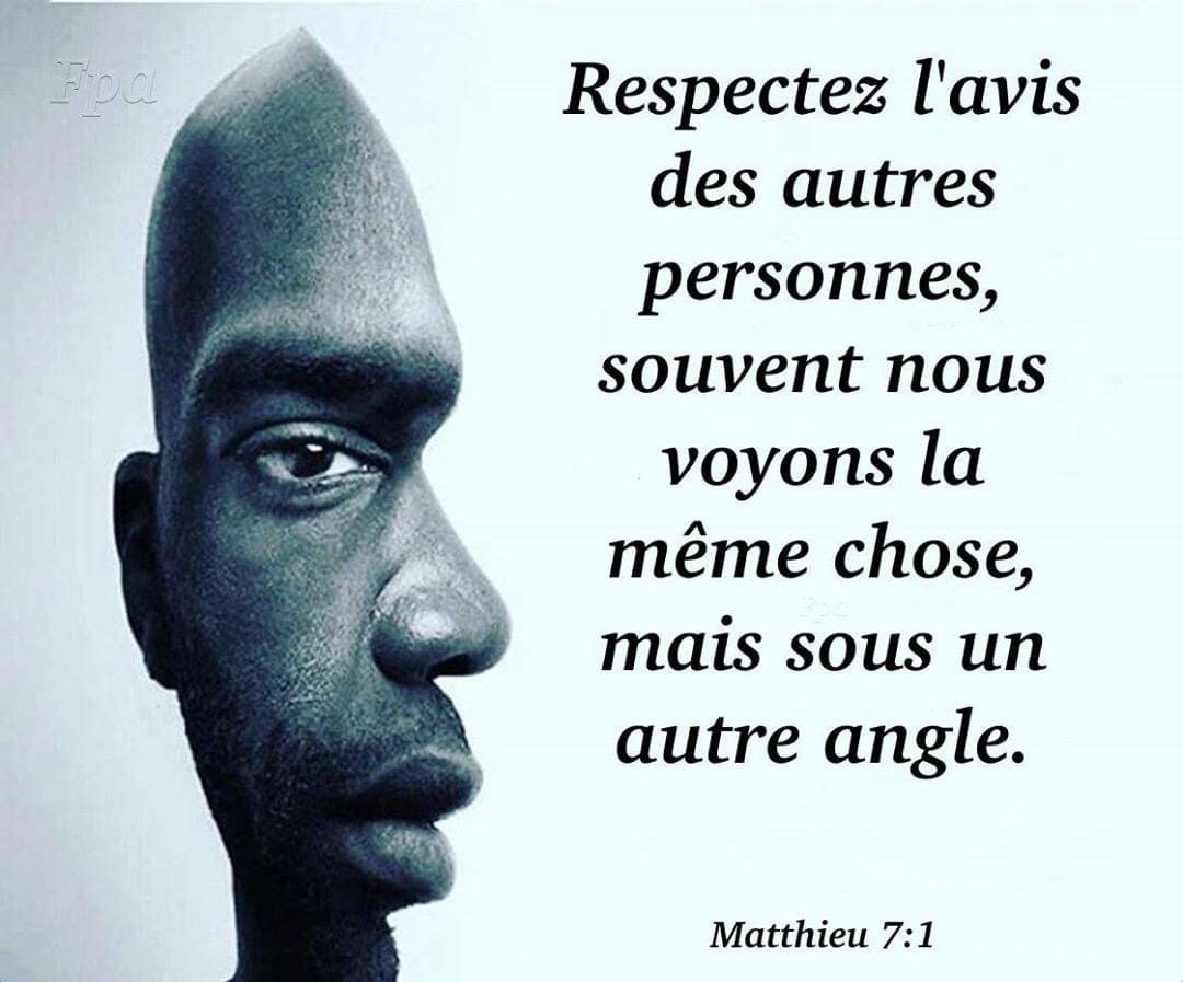 matthieu 7:1